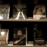 Lydbøger på bogmessen i Forum. Foto: Jeppe Michael Jensen