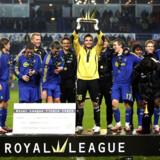 Brøndby vandt den sidste af i alt tre afviklede Royal League-turneringer. Turneringen bliver ikke til noget i foråret 2008.