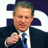"""Vent til klima-topmødet i København, sagde Al Gore, der lover at det vil være """"et andet USA"""", verden da vil møde."""
