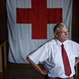 Jørgen Poulsen og Dansk Røde Kors er ikke længere gode venner.