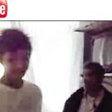 Fra videoen på YouTube.