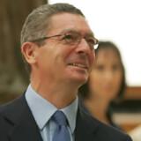 Med 55 procent af stemmerne ved sidste lokalvalg er Alberto Ruiz-Gallardón uhørt  populær hos vælgerne.