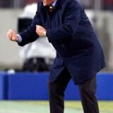 Den engagerede Rangers-coach Walter Smith, kunne ikke skjule sin skuffelse efter skotternes Champions League-exit. Foto: Thomas Bohlen/REUTERS