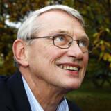 Jørgen Poulsens kontrakt med Røde Kors gav ham usædvanligt gunstige vilkår. Foto: Claus Bech