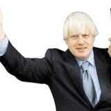 Boris Johnson er konservativt parlamentsmedlem i Storbritannien, forfatter og journalist. Nu vil han gerne være Londons borgmester i stedet for Ken Livingstone.