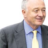 Londons borgmester Ken Livingstone der stiller op for Labour.