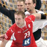 Hvis de danske håndboldherrer har held til at kvalificere sig til De Olympiske Lege i Beijing, overvejer Joachim Boldsen at stoppe karrieren på landsholdet efter OL. Det vil være et oplagt tidspunkt, siger han.