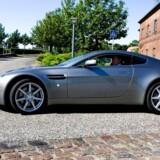 Bang & Olufsen skal levere lydsystemer til den britiske bilproducent Aston Martin.