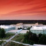 CIAs hovedkvarter i Langley, Virginia i USA.