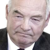 Afgående TV 2-formand Niels Boserup.