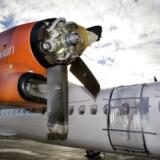 Problemerne med ulykkesfuglen Dash-400 hindrer ikke SAS i at få flere passagerer, viser nye tal.