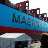 I en større omorganisering fjernes fire ud af syv Maersk Line-chefer fra ledelsen.