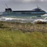 Mols-Linien vil med ni færger lave 20-minuttersdrift mellem Jylland og Sjælland.