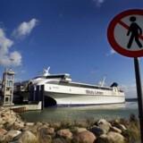 Mols-Linien fik i fredags ny storaktionær, da Scandlines solgte sin andel til rederiet Clipper.