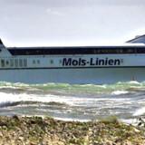 Scandlines har solgt aktierne i Mols-Linien til Clipper. Men skete det i overensstemmelse med Finanstilsynets retningslinjer? Foto: Bjarke Ørsted