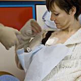 Brystkræft rammer hver niende danske kvinde. Lotte Johansen har mistet begge bryster til sygdommen. Foto: Sigrid Nygaard