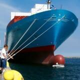 Mærsk Line må drosle ned på sin prognose for, hvor meget der kann transporteres mellem Europa og Asien næste år.