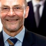 Adm. direktør Poul Almlund fra Topdanmark forstår ikke, at Topdanmark-aktien dykker.