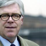 Ifølge Lundbecks bestyrelsesformand Flemming Lindeløv (billedet) skal koncernchef Claus Bræstrup fratræde, når hans kontrakt udløber i april 2009. Denne udtalelse er Claus Bræstrup slet ikke enig i. Foto: Bjarke Ørsted