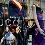 Turister strømmer til København for at shoppe. Europæere og især svenskere køber luksusvarer og modetøj som aldrig før. Arkivfoto: Liselotte Sabroe