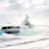 Yacht fra det danske firma Danish Yacht
