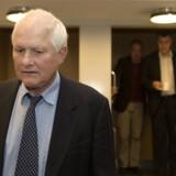 Den tidligere miljø- og energiminister Svend Auken (S) er overbevist om, at Thor Pedersen vil vente med at sætte DONG på børsen til engang næste år. Foto: Jeppe Michael Jensen
