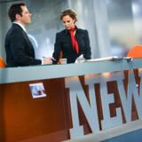 TV 2 lander i 2007 formentlig på et overskud på 100 millioner kroner mod forventede 170-180 millioner kroner. Stationen fortsætter dog strategien med at lancere nye betalingskanaler. Arkivfoto: Simon Bohr