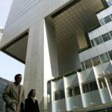 Store internationale banker som Citigroup siger nej til at låne så mange penge ud til kapitalfonde, som de har behov for.