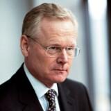 Lundbecks koncernchef, Claus Bræstrup, har ingen planer om at trække sig i 2009.