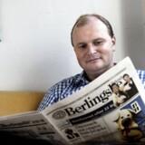 Afgående koncernchef i Det Berlingske Officin, Lasse Bolander.