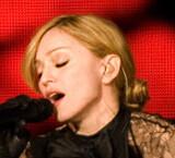 Madonna var en af de kunstnere, der optrådte ved Live Earth