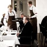 Michelin-restauranten Grønbech og Churchill på Esplanaden er et af de steder, der stadig har få billetter til salg under Copenhagen Dining Week.