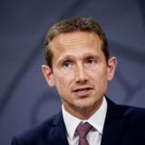 Udenrigsminister Kristian Jensen.