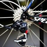 De stjålne cykler er mountainbikes og specialdesignede cykler. Blandt andet har tyvene nuppet en orange racercykel, som den slovakiske verdensstjerne Peter Sagan har kørt på til OL.