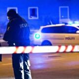 Arkivfoto: En 34-årig mand blev skudt onsdag i Søborg. To til otte skud kom formentlig fra flere biler, vurderer politi. (Foto: Martin Sylvest Andersen/Scanpix 2013)