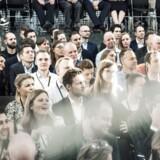 Berlingske og CBS fejrer 100 nye talenter til konference på CBS