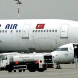 ARKIVFOTO: Onur Air placerer sig på en første plads på listen over de værste flyselskaber