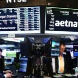 Arkivfoto. Der er udsigt til en rolig start på fredagens danske aktiehandel, hvor regnskaber fra en stribe mellemstore selskaber vil tage opmærksomhed og være med til at sætte retningen.