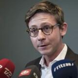 ARKIVFOTO Skatteminister Karsten Lauritzen.