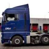 Transportvirksomheden DSVs adm. direktør Jens Bjørn Andersen