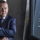 Statsminister Lars Løkke Rasmussen på besøg i Korsør.