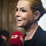 Arkivfoto. DF ønsker et forbud mod, at moskéer kan modtage udenlandske penge. Det er diskrimination, siger ministeren.
