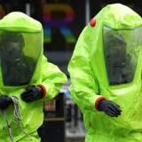 Julia Skripal, der blev forgiftet sammen med sin far i den engelske by Salisbury, er ifølge russiske statsmedier i bedring. Billedet er taget 8. marts 2018. Arkivfoto: BEN STANSALL / AFP / Ritzau Scanpix.
