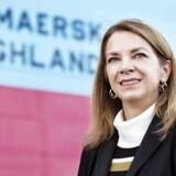 Gretchen Watkins er adm. direktør i olieselskabet Maersk Oil.
