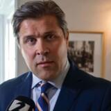 Der er krise i Island. Årsagen er en pædofilisag. Premierminister Bjarni Bendiktsson er i fokus.