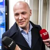 Anders Kühnau. (foto: Martin Sylvest/Scanpix Ritzau 2018)