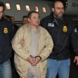 Arkivfoto. En Netflix-serie kan skade »El Chapo« rygte, inden han skal forsvare sig ved en domstol, mener hans advokat.
