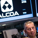 Klaus Kleinfled, CEO for Alcoa.