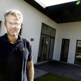Koncernchef Steffen Baungaard i Huscompagniet kan se frem tiul nye ejere.