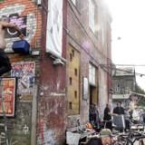 Christiania og christianitterne ryder fredag formiddag d. 02.09.2016 pusherstreet - på eget initiativ. Det skete i kølvandet på skudepisoden som fandt sted sent onsdag aften hvor to politibetjente og en civil blev ramt..